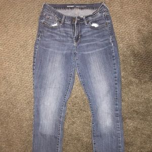 Old Navy Curvy Profile mid rise Jeans